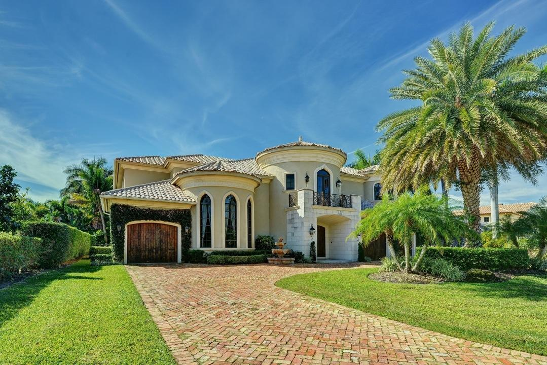 Homes for sale in boca raton waterfront